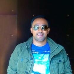 Karthik, 33 from British Columbia