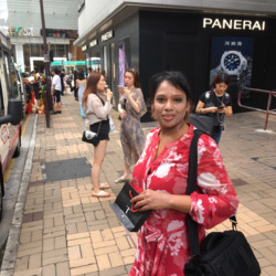 Anjana is looking for singles for a date