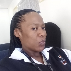 Sibongile is looking for singles for a date