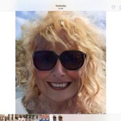 Dorinda is looking for singles for a date